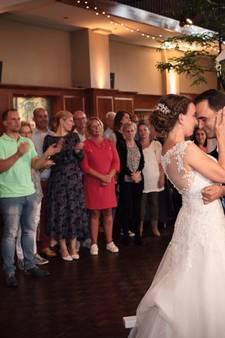 Een openingsdans met een dwarslaesie: Jaap uit Best verraste zijn vrouw
