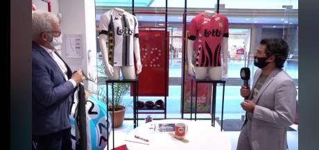 Le Sporting Charleroi dévoile son nouveau maillot et son nouveau sponsor