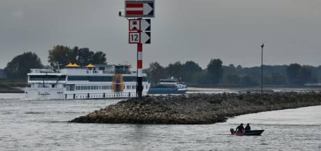 Ruimte voor verbetering bij langsdam op de Waal tussen Tiel en Ophemert