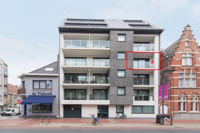 Middelkerke, 2 slaapkamers, 70 m², 275.000 euro