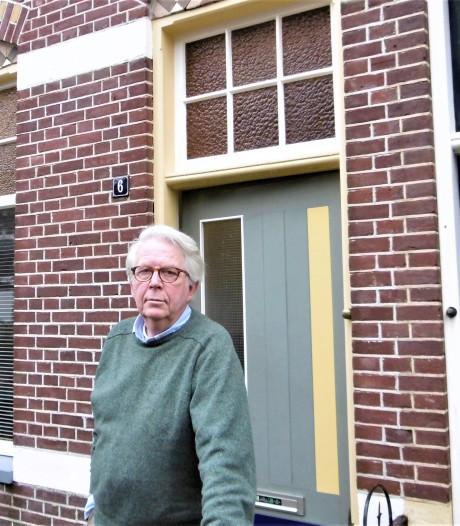 Schilder Eduard Stoffels kwam naar Amersfoort om naam te maken, maar dat mislukte volledig