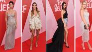 Oeps! Bella Hadid geeft iets te veel bloot in Cannes