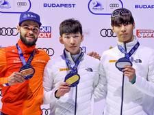 Brons voor Knegt op 1500 meter in wereldbeker Boedapest