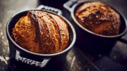 Hartig courgettebrood of zoet perenbrood? Maak je eigen boterham deluxe