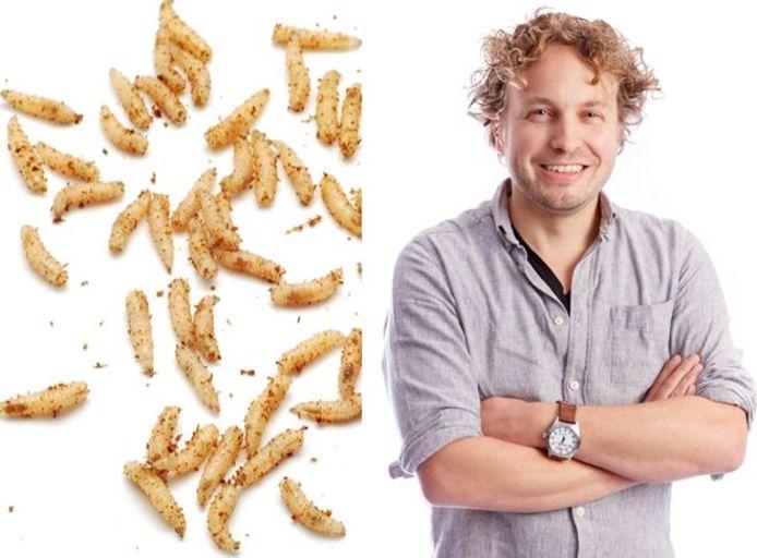 Maden maakten van columnist Niels Herijgens een afvalzondaar: ,,Als de hygiëne naar niveautje Middeleeuwen gaat, haak ik af.''