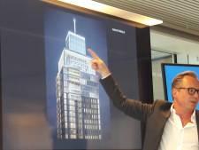 Architect overstag: na knallende ruzie wordt het topje van de Zalmhaventoren tóch aangepast