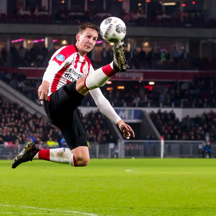 Luuk de Jong staat sinds de zomer van 2014 onder contract bij PSV. Nu lonkt een avontuur in Mexico.