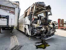Chauffeur busongeval Strabrecht College mogelijk snel naar Nederland