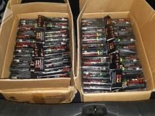 Vuurwerkinzameling in Veenendaal, Heuvelrug en Wijk levert 30 kilo illegaal vuurwerk op