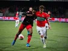 Sturing maakt bij NEC tegen TOP Oss plaats voor Kvida