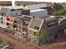 Bouw winkelcentrum nieuwe woonwijk Hoef en Haag bij Vianen begonnen