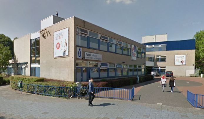Het Farel College in Amersfoort.