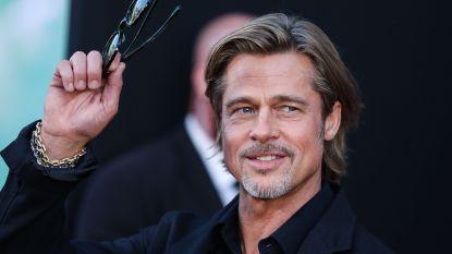 Brad Pitt reageert op datinggeruchten
