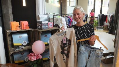 Evelien Meerschaut (35) opent unieke damesboetiek in Georges Martensstraat