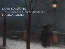 Stamitz Kwartet is een eersteklas ambassadeur van Kovarovics kamermuziek