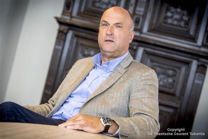 Wethouder Martin Velten