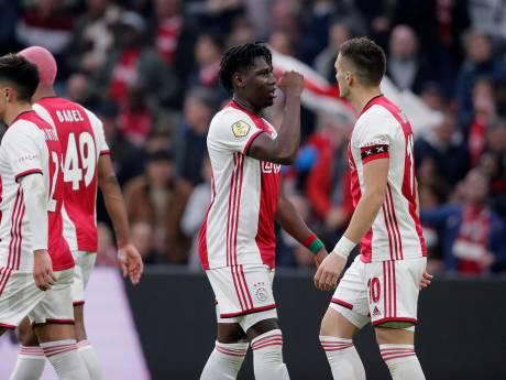 Gaan de Ajax-jonkies het doen tegen Getafe?