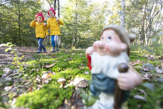 Naturhus Krikkenhaar kan altijd nieuwe bewoners voor het kabouterbos gebruiken.