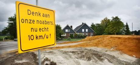Weg van Haaksbergen naar Hengelo tot zaterdagavond dicht