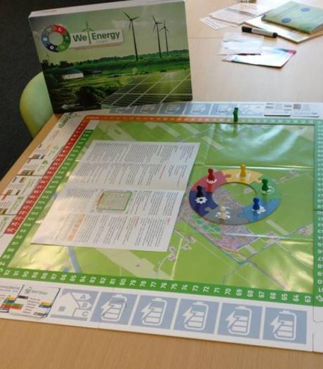 Groene Kabouter voor Hellendoorns bordspel