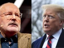 Timmermans op PvdA-congres in Den Bosch over Trump: 'Hoe dom kun je zijn'