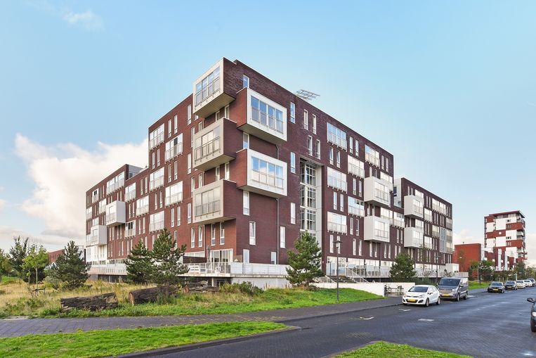 Een huurwoningencomplex uit de portefeuille van Heimstaden. Beeld