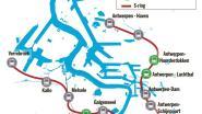 Dan toch pendel in Antwerpse haven? NMBS onderzoekt reizigerstreinen over ringspoor
