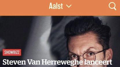 """Vlaams Belanger tegen Steven Van Herreweghe: """"Waarom geen liefdevolle brief toen twee Aalstenaars overvallen werden door vreemdelingen?"""""""