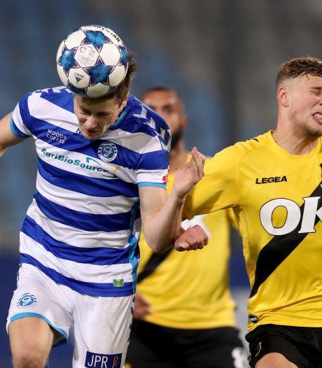 Samenvatting | De Graafschap - NAC Breda