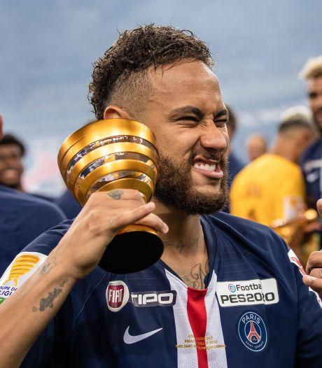 Neymar: nog nooit zo goed in vorm geweest bij 'familie' PSG