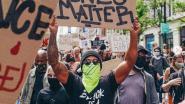 "Lewis Hamilton loopt mee in Londense #BlackLivesMatter-protestmars: ""Jullie stilte is oorverdovend"""