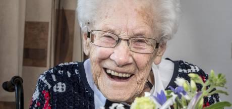 Oudste inwoner van Enschede (en Overijssel) wordt vandaag 110 jaar