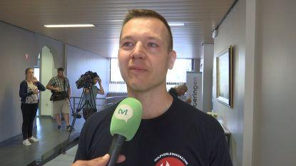 """Brandweerman die erbij was in Beringen tekent rouwregister: """"Ik zou bladzijden vol willen schrijven"""""""