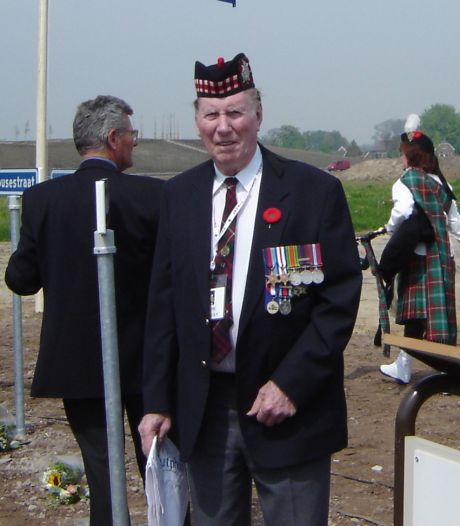 Canadese bevrijder Joe Sullivan (100) - de man die Zutphen elf straatnamen gaf - is overleden