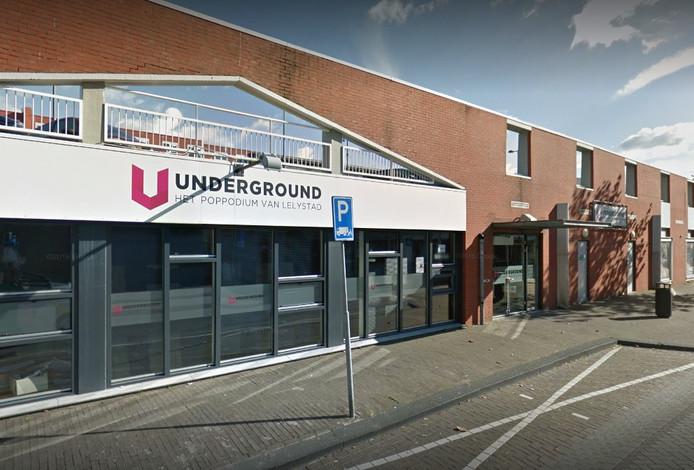 Poppodium Underground in Lelystad