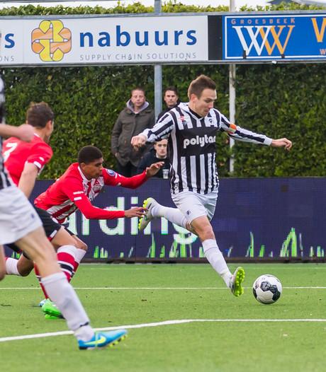 Achilles wint ook van Jong Vitesse in de voorbereiding