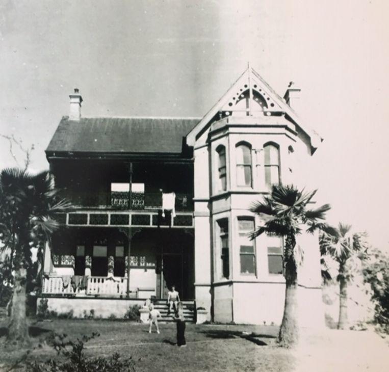 Ons huis in Paramatta Beeld Wim Boevink