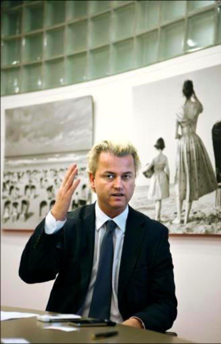 """""""Omdat niemand wist wat Wilders met de film in petto had, voelden we ons toch een beetje gegijzeld."""""""