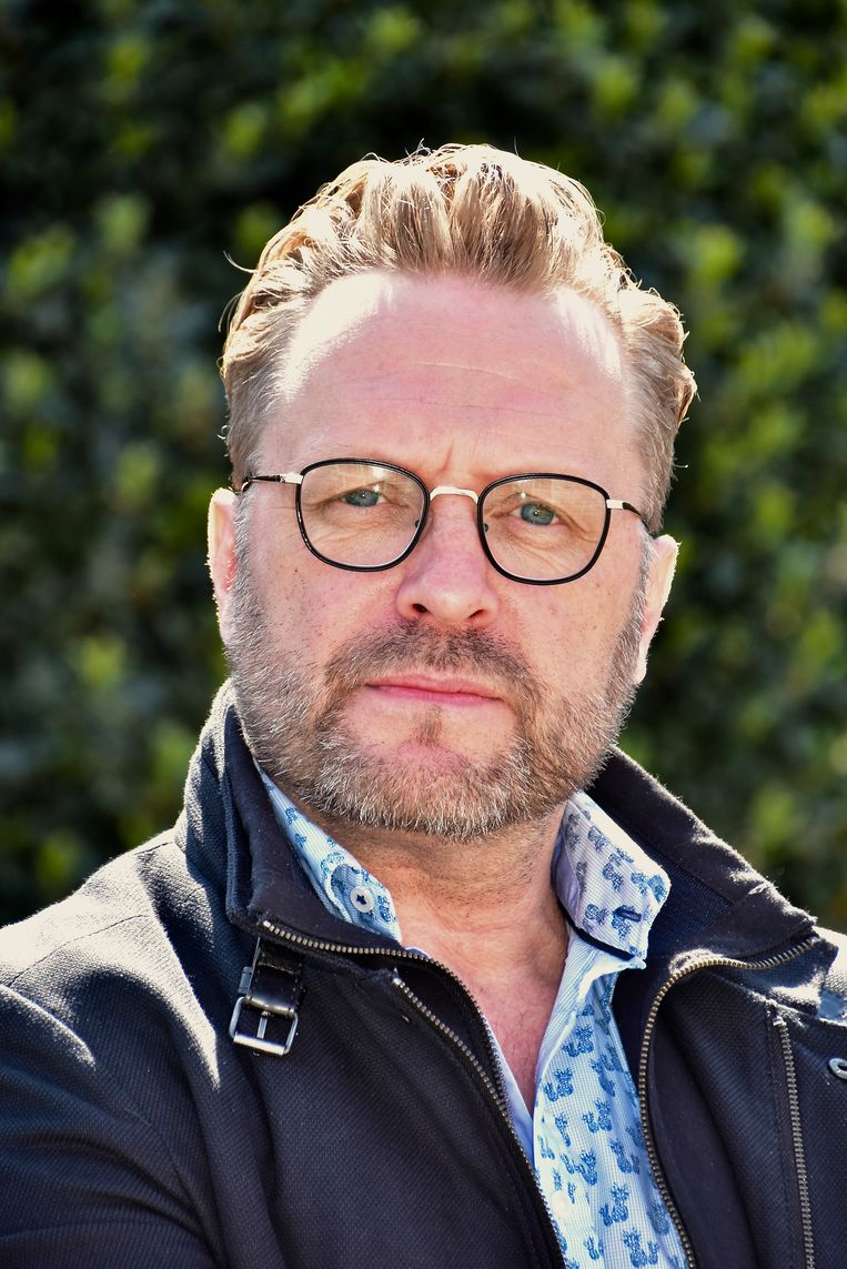 Ex-danscafé-uitbater Dominique Stove (50) uit Izegem.