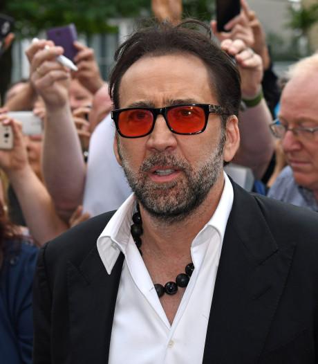Nicolas Cage gaat voor de vierde keer trouwen