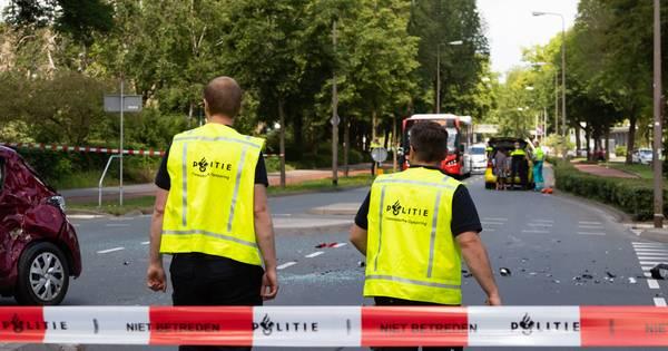 Zwaargewonde bij botsing op Rompertsebaan in Den Bosch.
