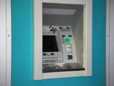 Plofkraak op geldautomaat in Dongen