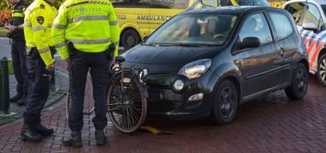 Fietser aangereden door auto in Etten-Leur