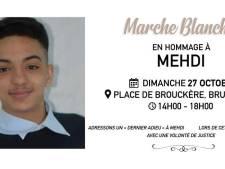 Une marche blanche prévue ce dimanche pour le jeune Mehdi renversé par une voiture de police