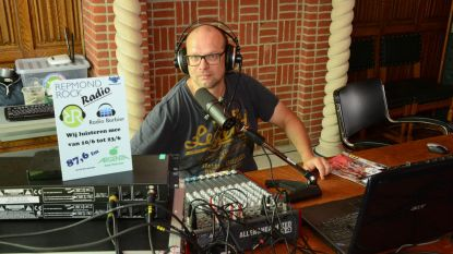 Radio Barbier en Repmond Rock gaan terug de ether in