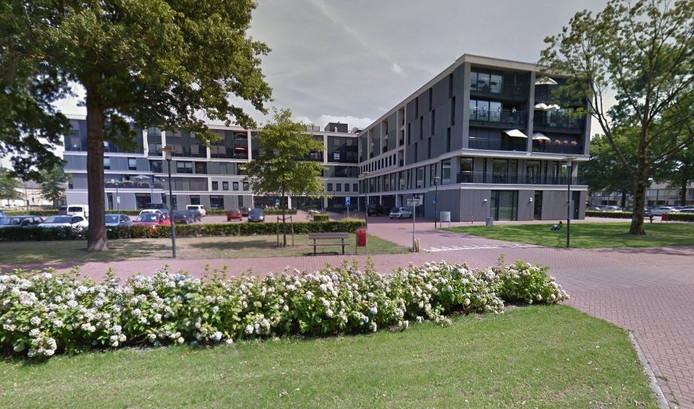 Het gebouw van BaLaDe in Waalwijk.
