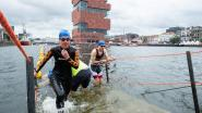MAS opnieuw decor voor Port of Antwerp Triathlon Festival