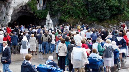 Kerk kondigt 70ste mirakel aan in Lourdes