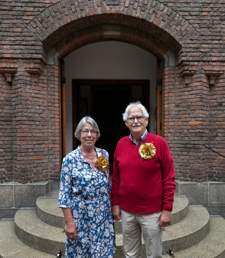 Geen huwelijksfeest, dan maar terug naar waar het allemaal begon: het Kasteel van Helmond