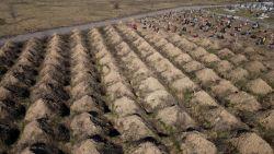 600 graven moeten quarantaine helpen handhaven in Oekraïne